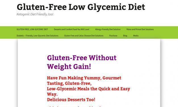 | Gluten-Free Low Glycemic Diet