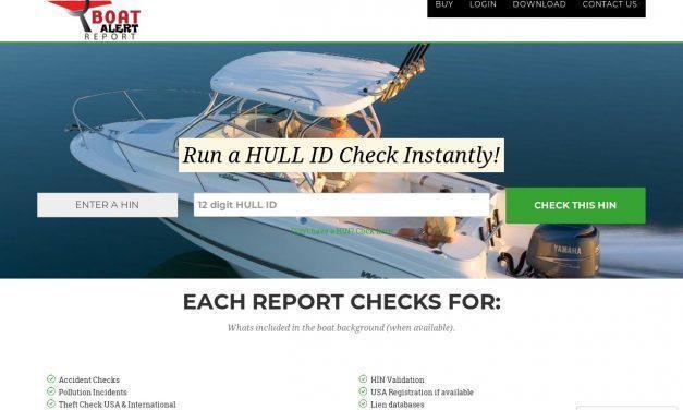 Boat Alert Reports