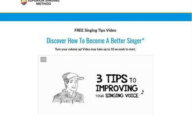 Superior Singing Doodle Video – Clickbank — Superior Singing Method