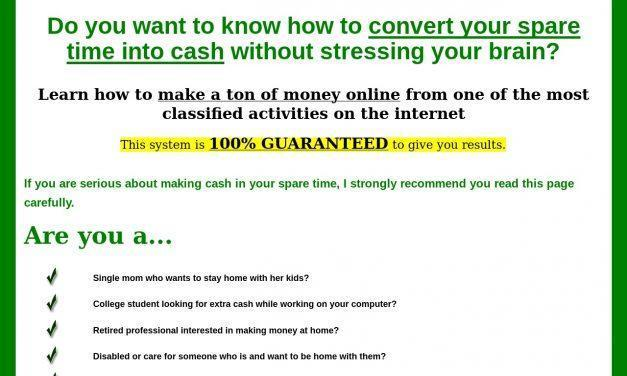 Paid Surveys – Convert Your Spare Time Into a Ton of Cash