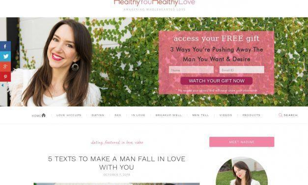 Healthy You Healthy Love – Awakening Wholehearted Love