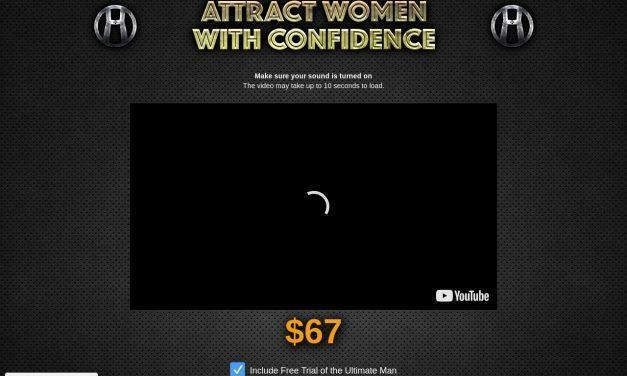 ATTRACT WOMEN WITH CONFIDENCE | COLLECTION OF CONFIDENCE by Hypnotica