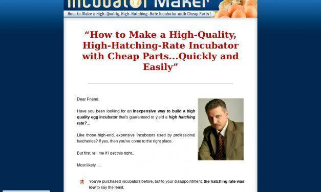Incubator Maker – How to Make a High-Quality, High-Hatching-Rate Incubator with Cheap Parts!