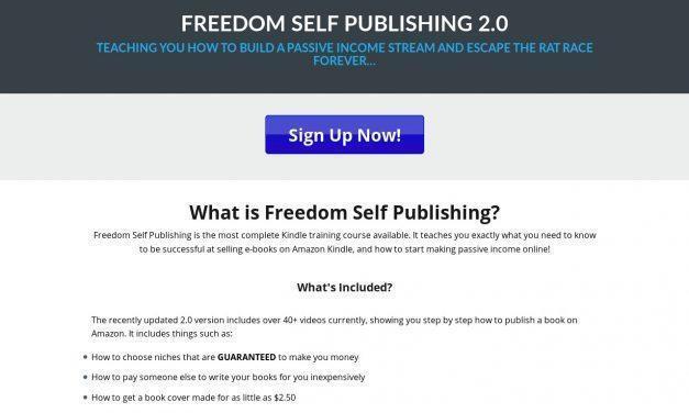 Freedom Self Publishing