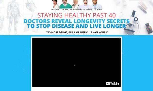 The Longevity Breakthrough Your Doctor Won't Tell You About