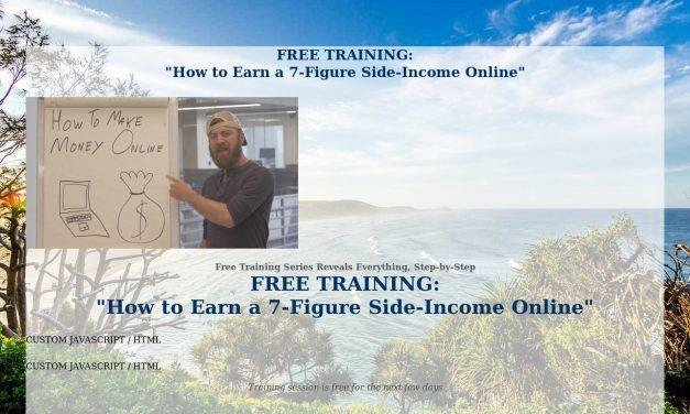 Free Training Signup