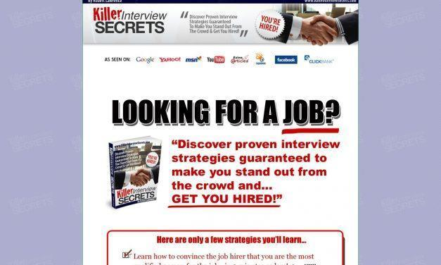 Job Interview Questions and Answers | Killer Interview Secrets