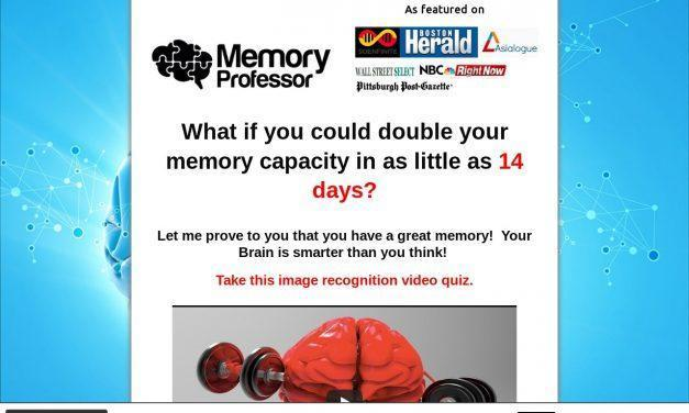 Double Your Memory in Minutes a Day – MemoryProfessor
