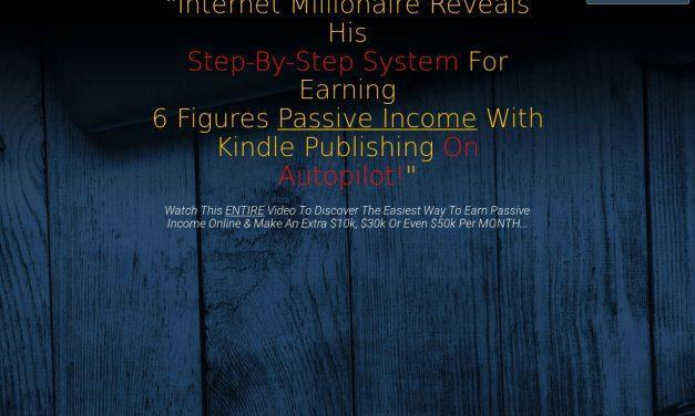 K Money Mastery – A Proven, Step-By-Step System To Making Money On Kindle