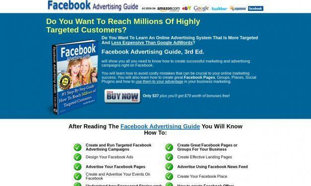 Facebook Advertising Marketing for Business | Facebook Advertising Guide