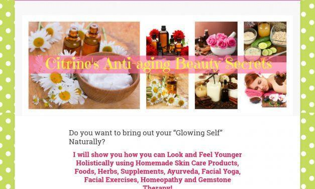 "Do you want to bring out your ""Glowing Self"" Naturally? 