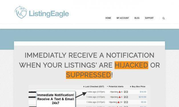 Listing Eagle – Suppression and Hijacker Amazon Listing Monitor 24×7