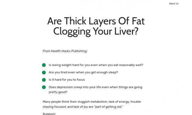 Fatty Liver Fix