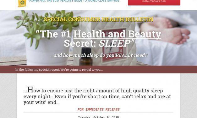 Natural Sleep Solutions – Sleeping Without Pills
