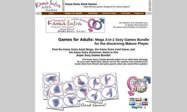 Games for Adults! Mega Sexy Games Bundle for Mature Players! 3 Games in 1!