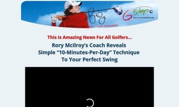 Rory McIlroy's Coach Teaches You