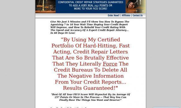 How To Repair Bad Credit Fast.
