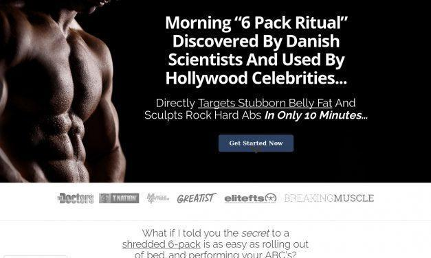 Hollywood Abs – 10 Minute Ab Workouts