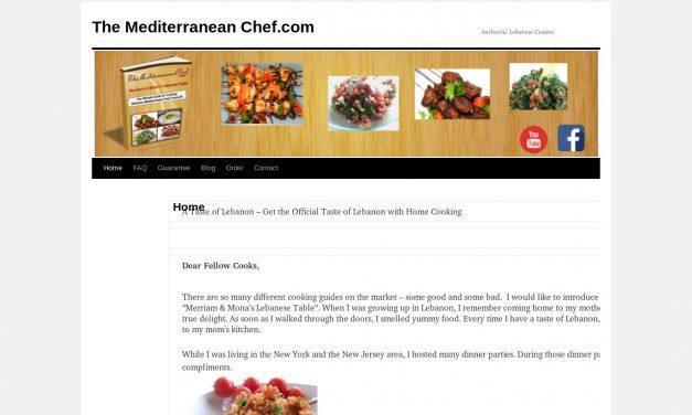 The Mediterranean Chef.com | Authentic Lebanese Cuisine