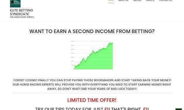 Elite Betting Syndicate – The Horse Racing Experts
