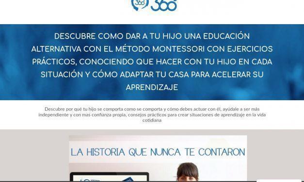 Curso Montessori Online ( Montessori 360 )