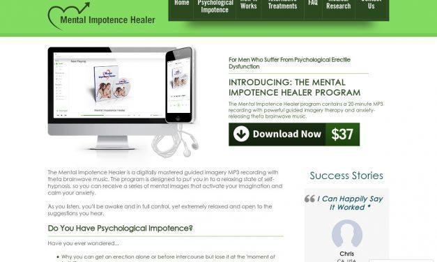 Mental Impotence Healer | Overcome Psychological Impotence