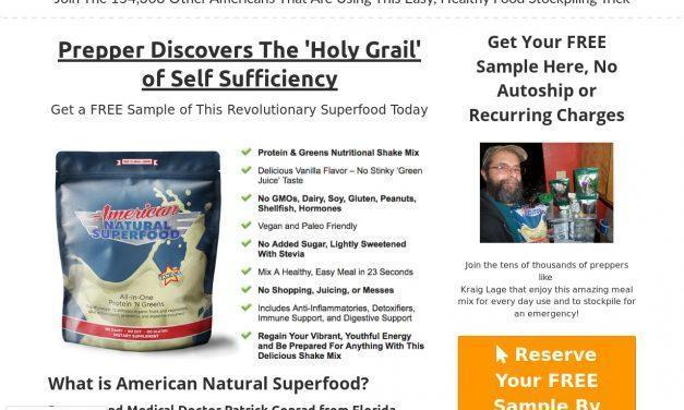 Prepper Discovers The 'Holy Grail' of Self Sufficiency…