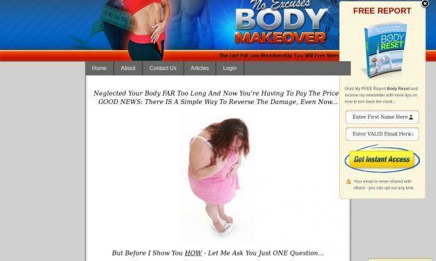 No Excuses Body Makeover: Fat Loss Membership