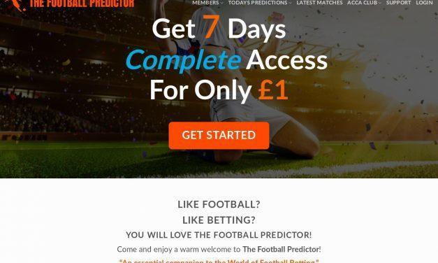 Welcome To The Football Predictor – The Football Predictor