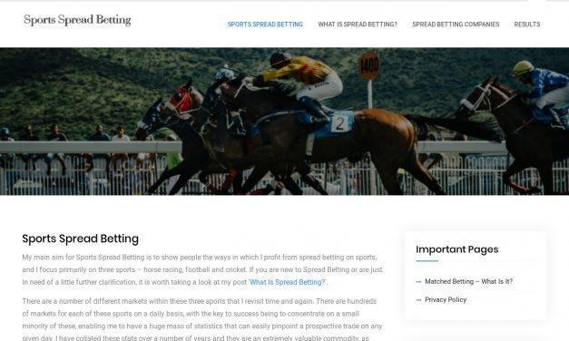 Sports Spread Betting – How to profit from Spread betting