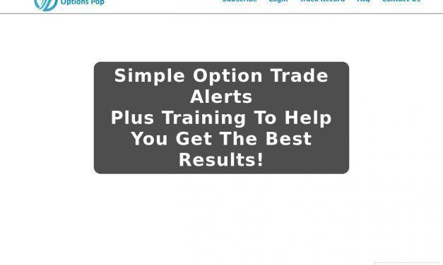 Options Pop Options Alerts
