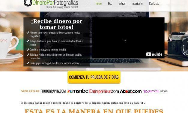 Trabajos de Fotografía | ¡Envíe sus fotos en línea y reciba dinero!