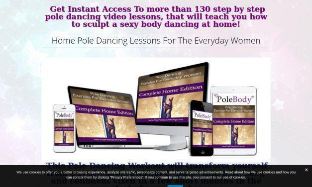 Best Online Pole Dancing Lessons For Home   The Pole Dance Fitness Oasis
