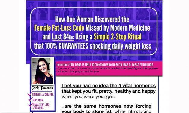 The Cinderella Solution | Rapid Fat loss For Woman — The Cinderella Solution
