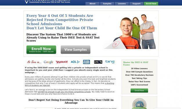 Guaranteed to Raise Your ISEE Test & SSAT Test Score | Test Prep – Online Tutor