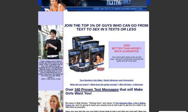 Texting Girls Guide! | 160 Proven Texts! | Rules For Texting Girls | Texting a Girl Too Much
