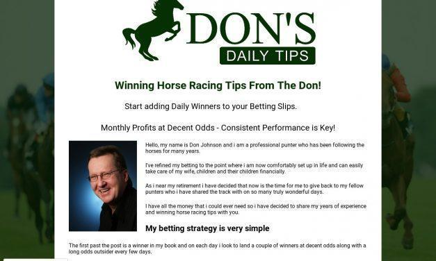 Don's Daily Tips – Full Service Tips