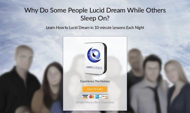 Why Do Some People Lucid Dream While Others Sleep On?