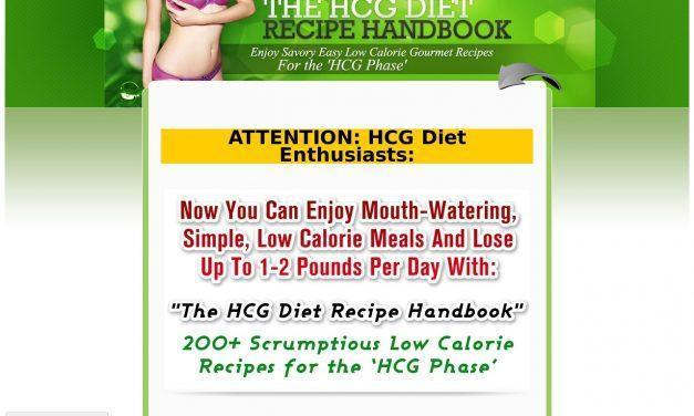 The HCG Diet Recipe Handbook – 200+ Mouth Watering Recipes for the HCG Phase