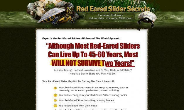 Red Eared Slider Secrets – The Red Eared Slider Secret Manual