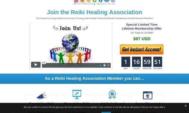 Join the Reiki Healing Association