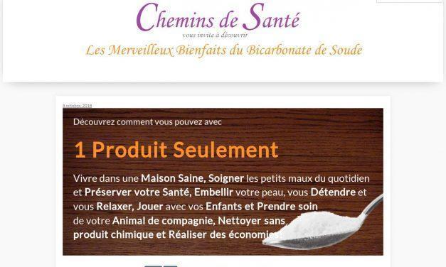 Les Merveilleux bienfaits du Bicarbonate de soude – Chemins de Santé