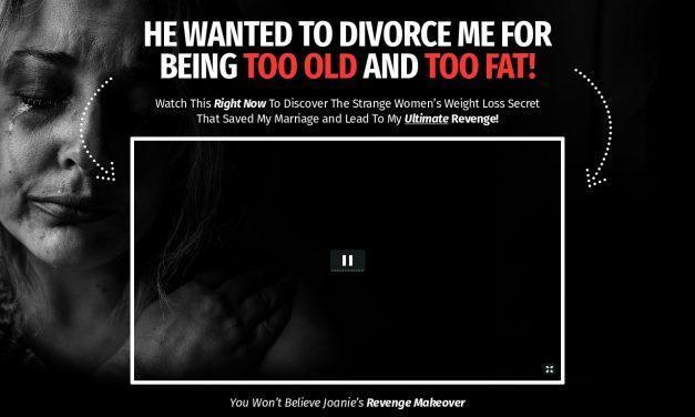 He Wanted To Divorce Me For Being Too Old and Too Fat!