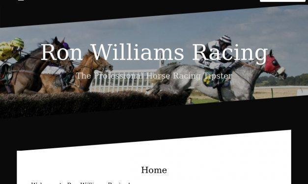 Home – Ron Williams Racing