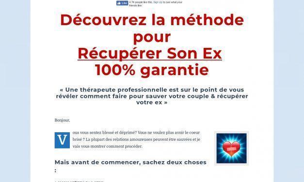 Comment Récupérer Son Ex: La Méthode d'Antoinette Boileau