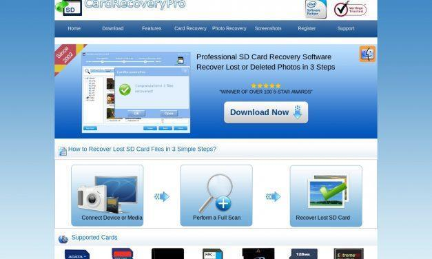 Best SD Card Recovery Software – Since 2002 – CardRecoveryPro™