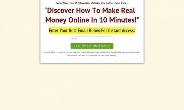 10 Minutes Cash System Squeeze | CompleteSuccessSystem