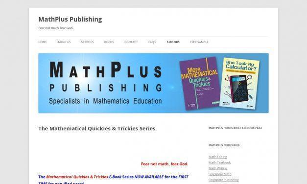 <strong>The Mathematical Quickies & Trickies Series</strong> | MathPlus Publishing