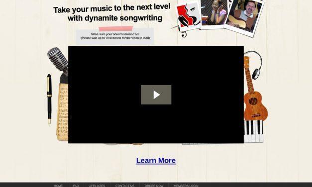 Singorama | Guide To Songwriting