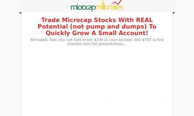 Summer Discount Offer | MicroCap Millionaires